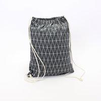 Rugtas Textiel Grijs Design