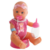 New Born Baby Pop met Accessoires, 4dlg.