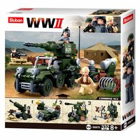 Sluban WWII - Giftset, 4in1