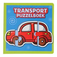 Puzzelboek Transport
