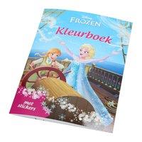 Disney Frozen Kleurboek met Stickers