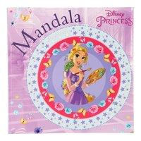 Disney Prinses Mandala Kleurboek