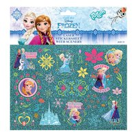 Totum Disney Frozen Laser Stickers