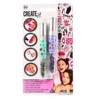 Create It! Nagellak 3in1 Pennen, 2st.