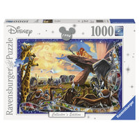 Disney Collector's Edition The Lion King, 1000st.