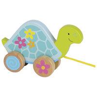 Susibelle Houten Trekdier Schildpad