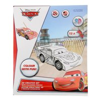 Cars Knutselset 3D