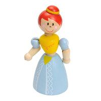 Houten Flexibele Prinses - Rood Haar