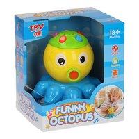 Speeldieren Licht & Geluid - Octopus