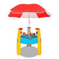 Zand- en Waterspeelplaats met Parasol