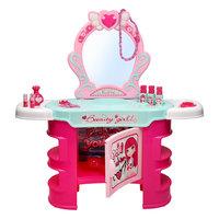 Roze Kaptafel met Licht & Geluid