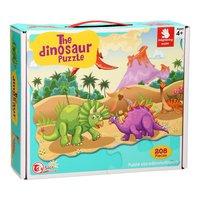 Dinosaurus Puzzel, 208st.