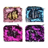 Glitter Portemonnee Pailletten