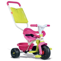 Smoby Be Fun Comfort Driewieler Roze