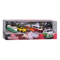 Majorette Volkswagen Originals, 5st.
