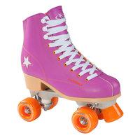 Hudora Disco Rolschaatsen Paars/Oranje, maat 38