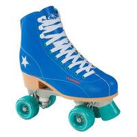 Hudora Disco Rolschaatsen Blauw/Mintgroen, maat 37