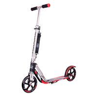 Hudora Scooter Big Wheel RX205 - Zwart/Rood