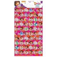 Stickervel Dora