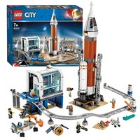 LEGO City 60228 Ruimteraket en Vluchtleiding