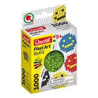 Quercetti Pixel Art Navulling Groen, 1000st.