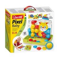 Quercetti Pixel Baby Insteekmozaïek Poes