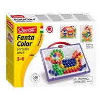 Quercetti Fantacolor Insteek Mozaïek, 100 pins