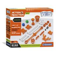Clementoni Action & Reaction - Uitbreidingsset Knikkerbaan