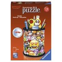 Ravensburger 3D Puzzel Emoji - Pennenbak