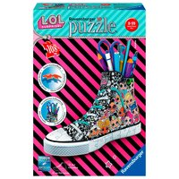 Ravensburger 3D Puzzel - Sneaker L.O.L. Surprise