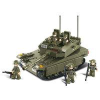 Sluban Leger-Tank