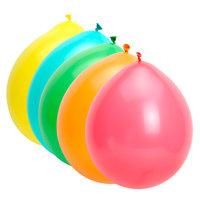 Gekleurde Ballonnen, 10st.