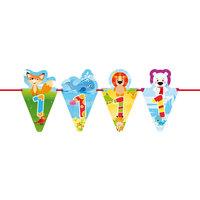 Vlaggenlijn Dieren - 1 jaar