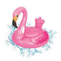 Luchtbed Flamingo