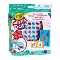 Crayola Glitter Dots Stickers