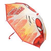 Spiderman Mat Transparante Paraplu, Ø 80 cm