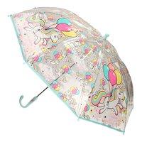 Eenhoorn Transparante Paraplu, Ø 80 cm