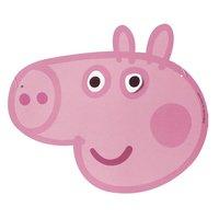 Peppa Pig Papieren Maskers, 6st.