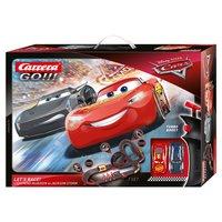 Carrera GO!!! Racebaan - Cars Let's Race!