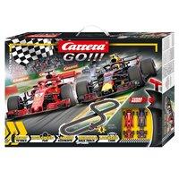 Carrera GO!!! Racebaan - Race to Win