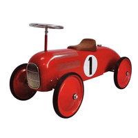 Retro Loopauto Rood