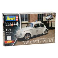 Revell Volkswagen Beetle Politie 1970