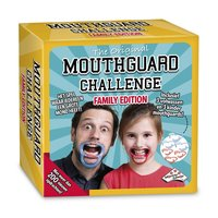 Mouthguard Challenge Familie Editie
