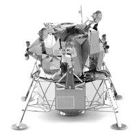 Metal Earth Apollo Lunar Module Zilver Editie