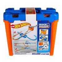 Hot Wheels Track Builder DeLuxe Stuntbox