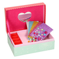 Versier je eigen Juwelenbox - Uiltjes