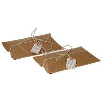 Cadeau Envelop Kraft, 2st.