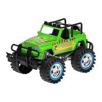 Frictie Power Jeep - Groen