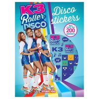 K3 Disco Stickerboek