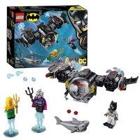 LEGO Super Heroes 76116  Batman Batduikboot en het Onderwate